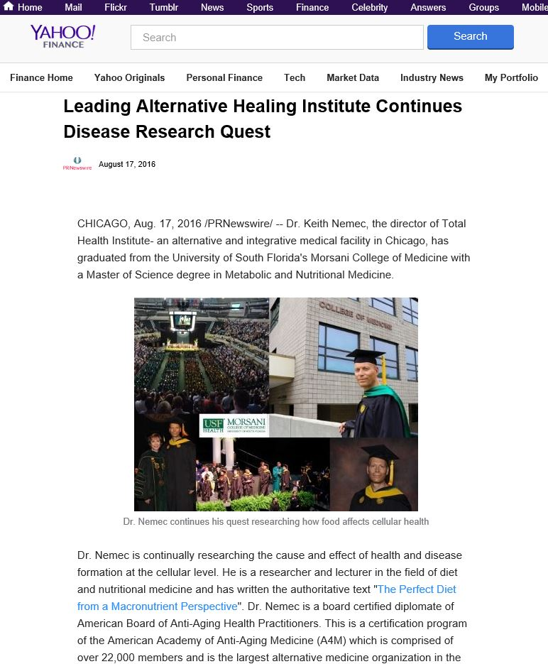 Leading Alternative Healing Institute 1