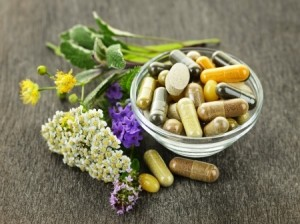 Anxiety relief through health food and supplements
